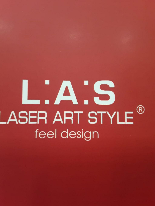 Logo L.A.S.